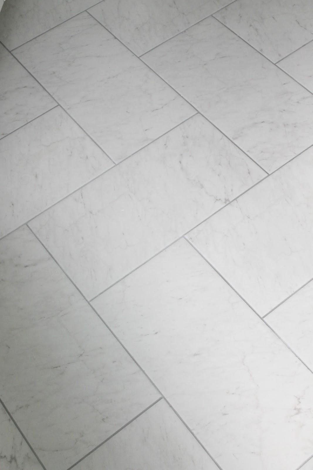 Master Bathroom Renovation | Tile - Carolina Charm