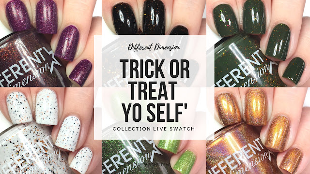 Different Dimension Trick or Treat Yo Self Collection
