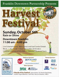 Franklin Downtown Partnership hosts the Harvest Festival