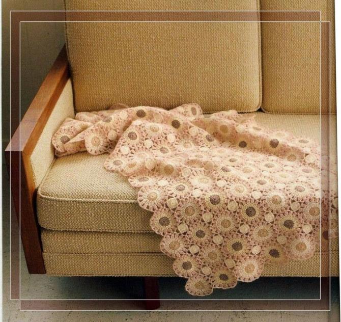 2 Patrones Crochet Mantas