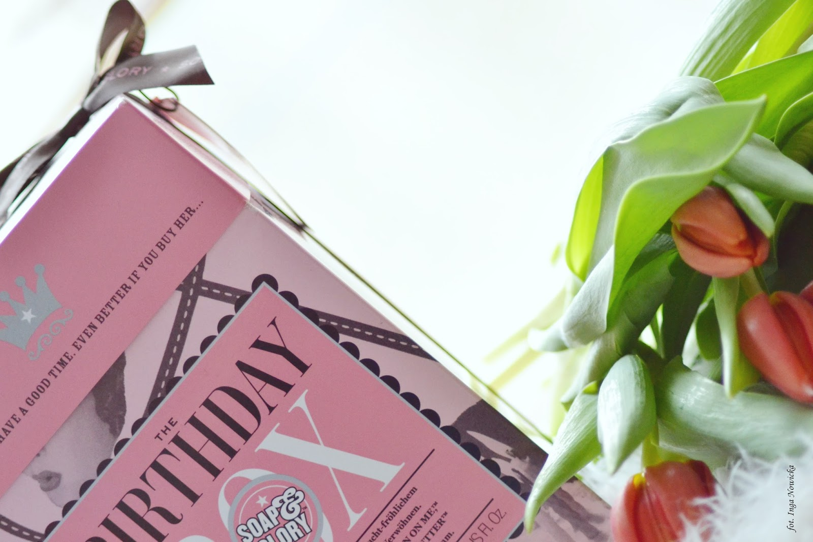 angielska marka soap and glory