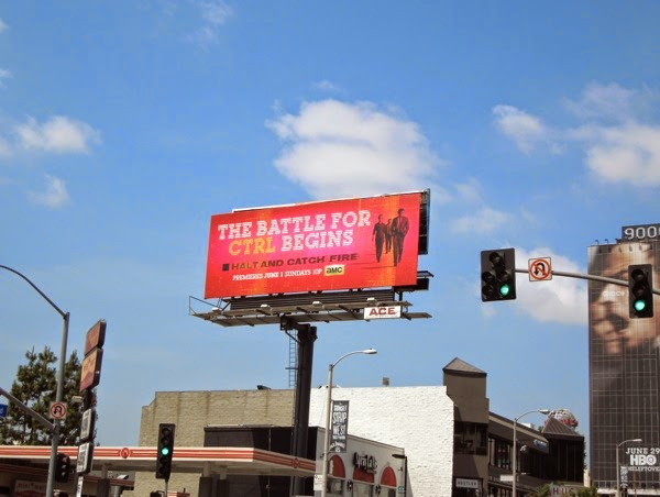 Halt and Catch Fire billboard