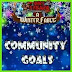 Farmville A Winter Fable Farm Community Goals