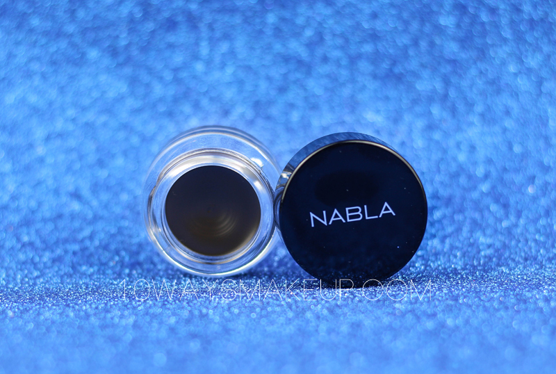 Nabla Cosmetics Brow Pot Uranus