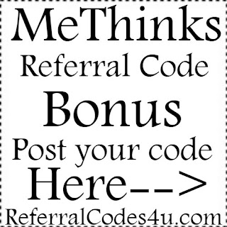 MeThinks Referral Program, MeThinks App Download, MeThinks Free Trial