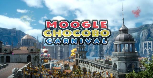 El Carnaval llega a Final Fantasy XV