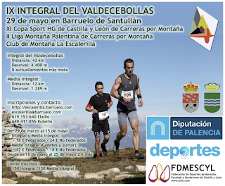 carrera integral de valdecebollas