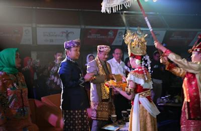Menteri Pariwisata Apresiasi Keberhasilan Program Wisata Gubernur Ridho
