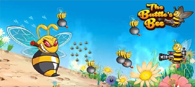 Battle Of Bee complete game Unity- Source Code Copmlete