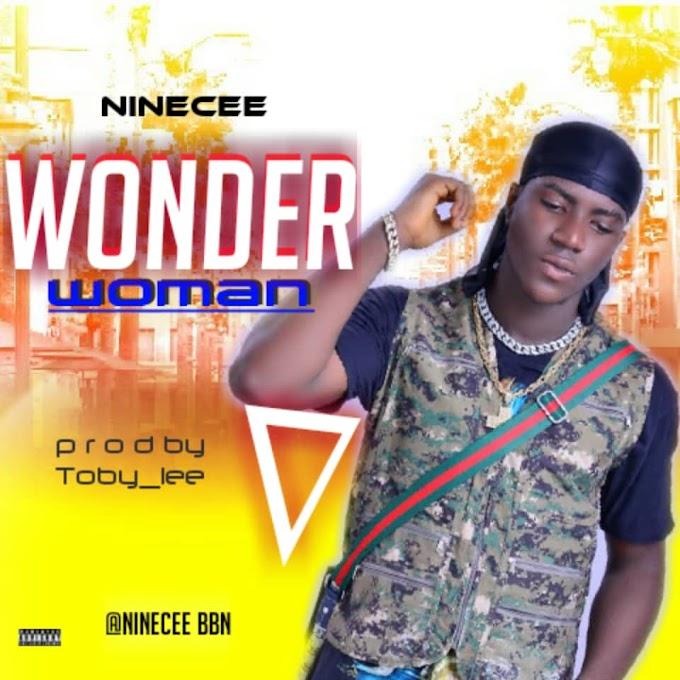 Ninecee _ wonder woman
