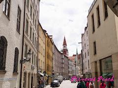 慕尼黑街景