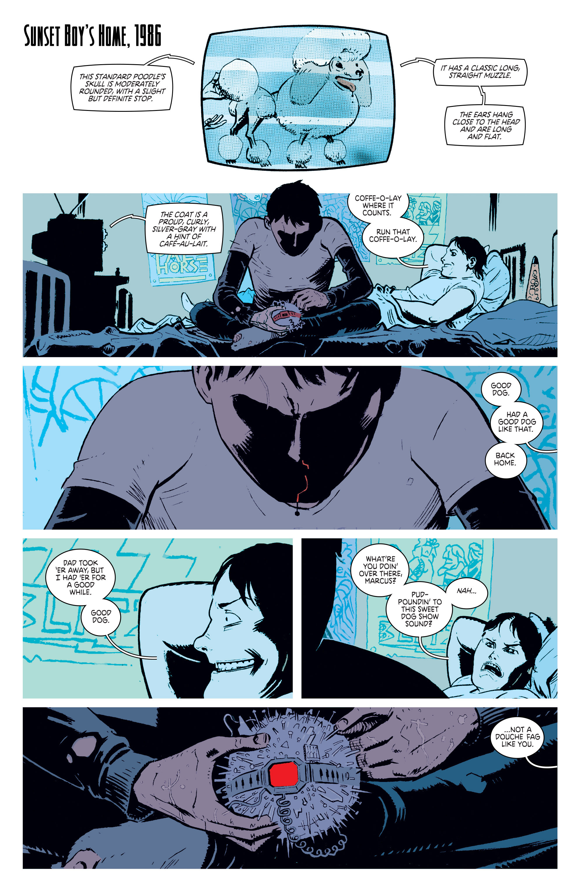 Read online Deadly Class comic -  Issue #2 - 3