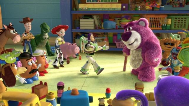 toy story 3, câu chuyện đồ chơi 3
