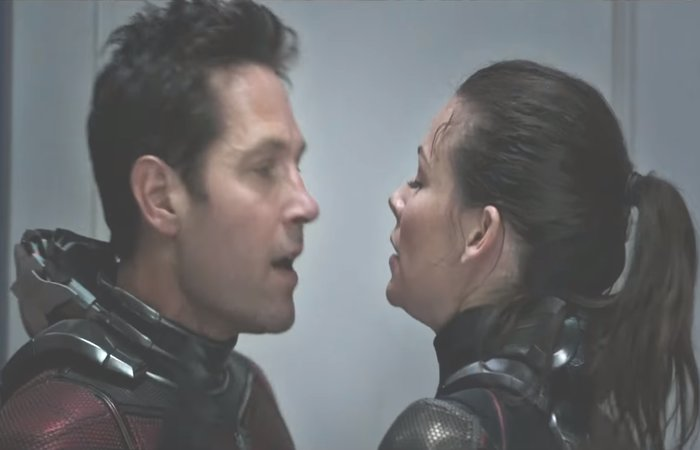 Ant-Man 2: And the Wasp (2018) First Look