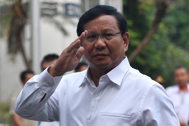 KPK Mengumumkan Total Harta Kekayaan Prabowo Subianto Sebesar Rp 1,9 Triliun