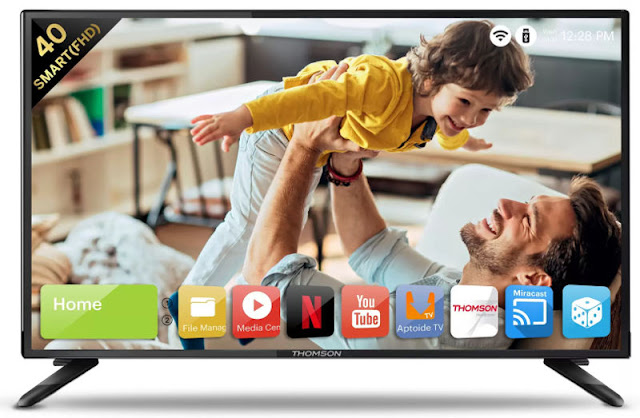 Thomson LED Smart TV 40-inch (40TM4099) specifications
