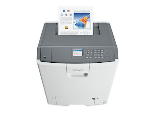 Lexmark C746DN Printer Driver Download