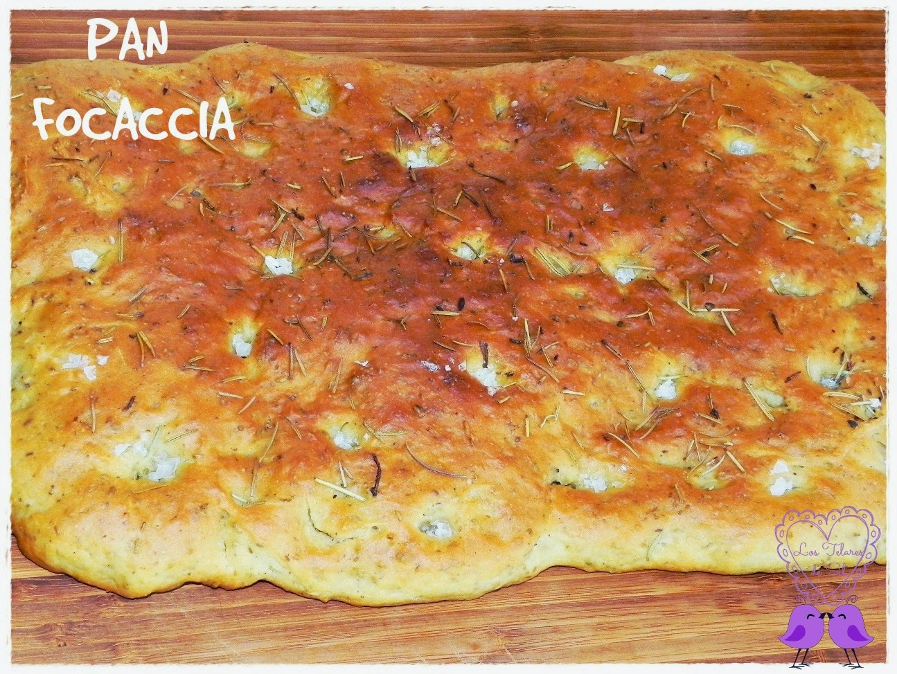 PAN FOCACCIA CASERO