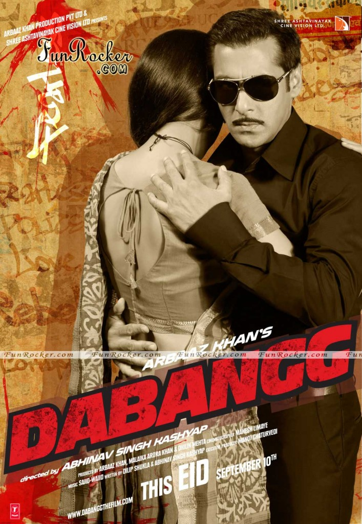 Salman Khan Dabang Movie Wallpapers - Salman Khan, Salman -7481