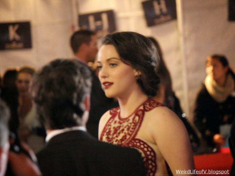 Kat Dennings at the Thor: The Dark World Premiere