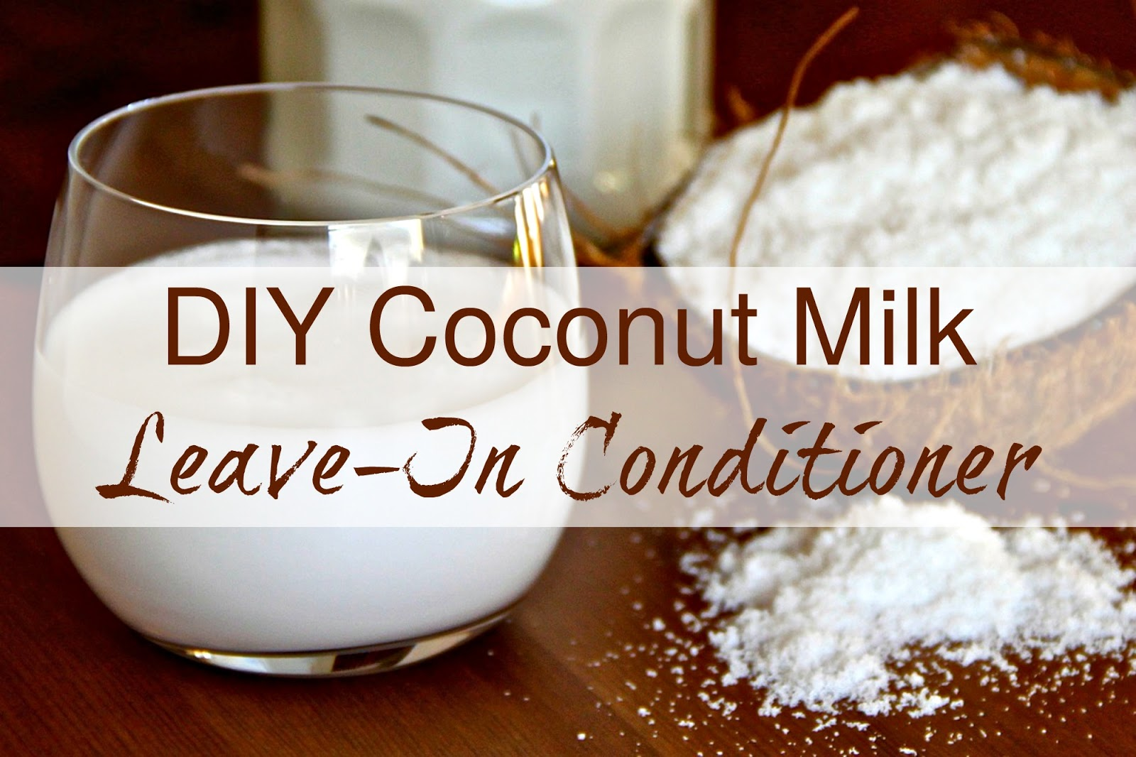 Ready to create a moisturizing and nourshing diy conditioner that will leave your hair soft, beautiful and thriving in growth? We have several!