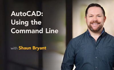 LYNDA - AUTOCAD: USING THE COMMAND LINE