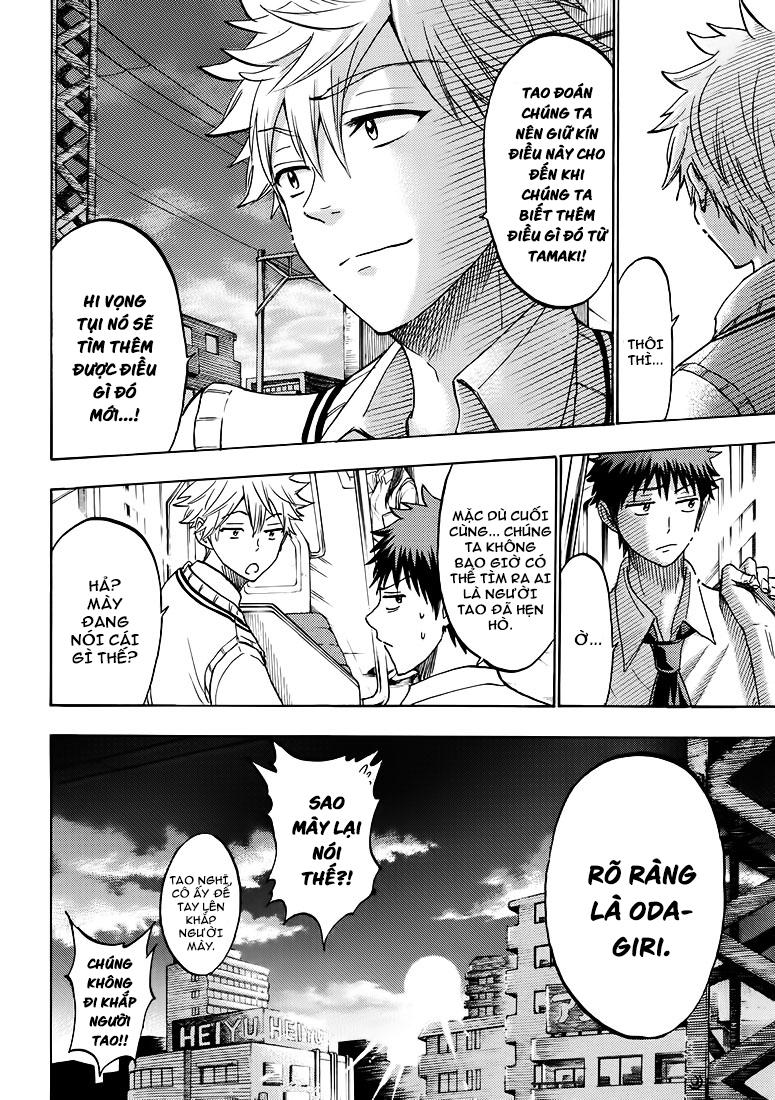 Yamada-kun to 7-nin no majo chap 209 Trang 20 - Mangak.info