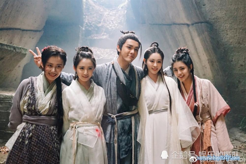 http://xemphimhay247.com - Xem phim hay 247 - Tân Ỷ Thiên Đồ Long Ký (2019) - Heavenly Sword And Dragon Slaying Sabre (2019)