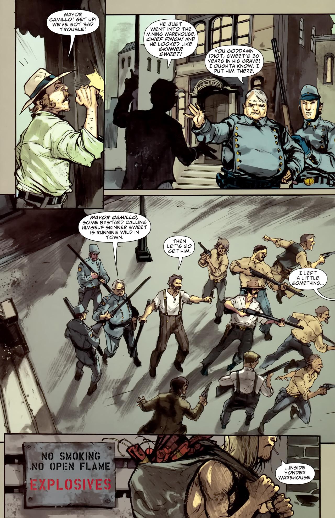 Read online American Vampire comic -  Issue #3 - 28