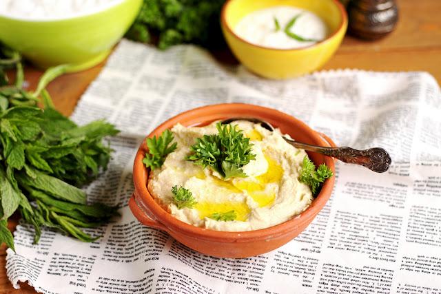 hummus, tradycyjny hummus, arabski hummus, kuchnia arabska,
