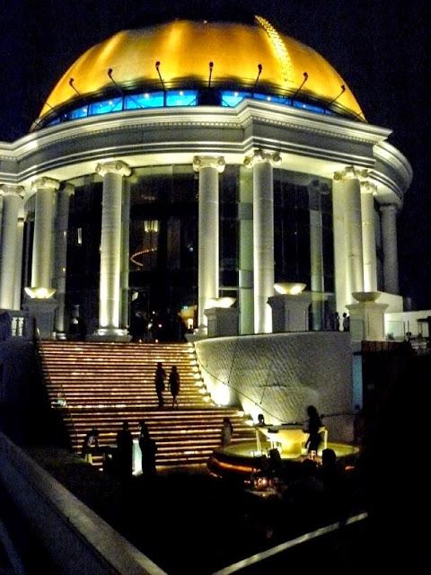 Sirocco - visita imprescindible en Bangkok