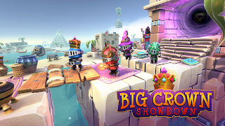 Big Crown Showdown Background