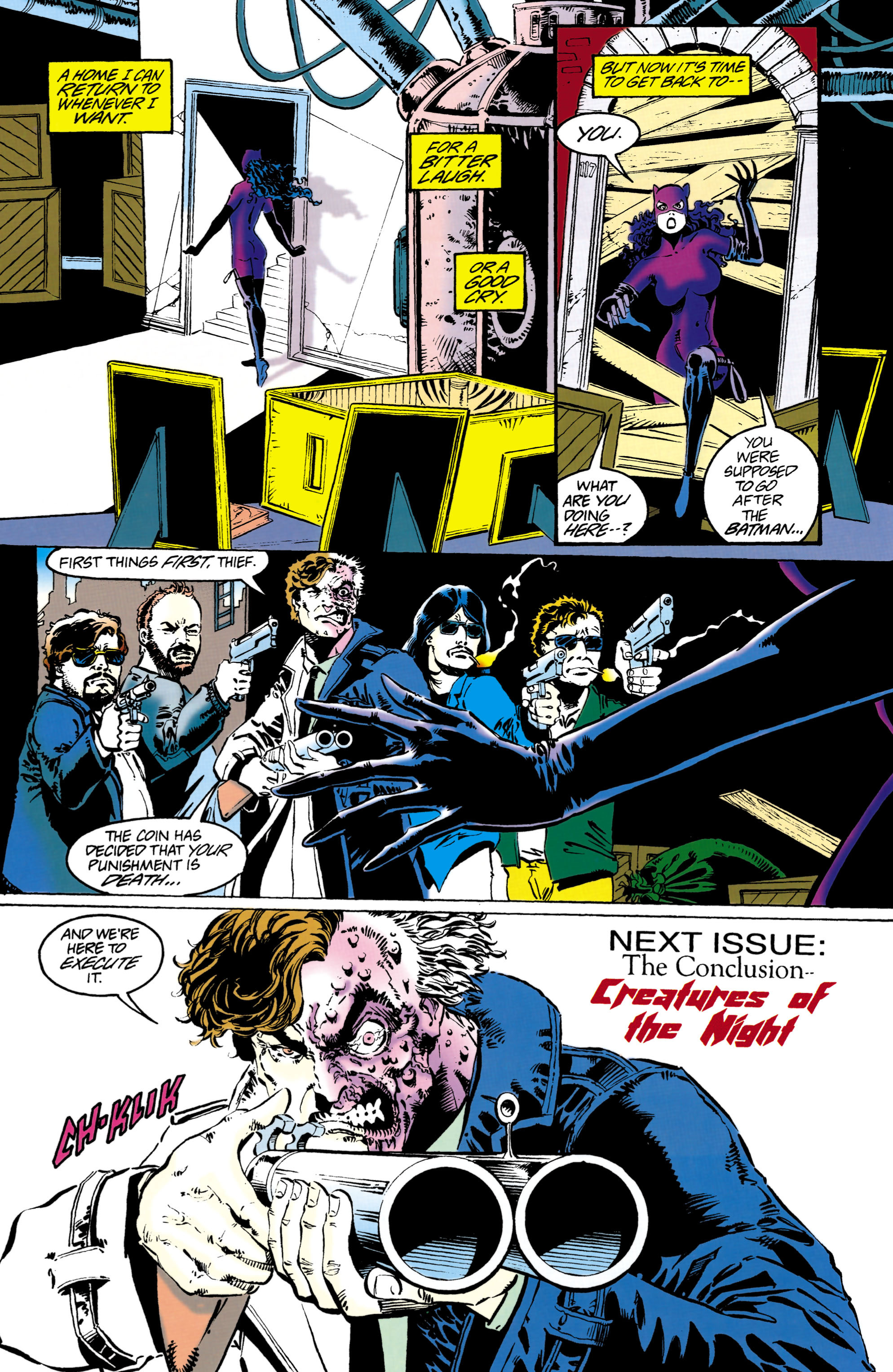 Catwoman (1993) Issue #39 #44 - English 22