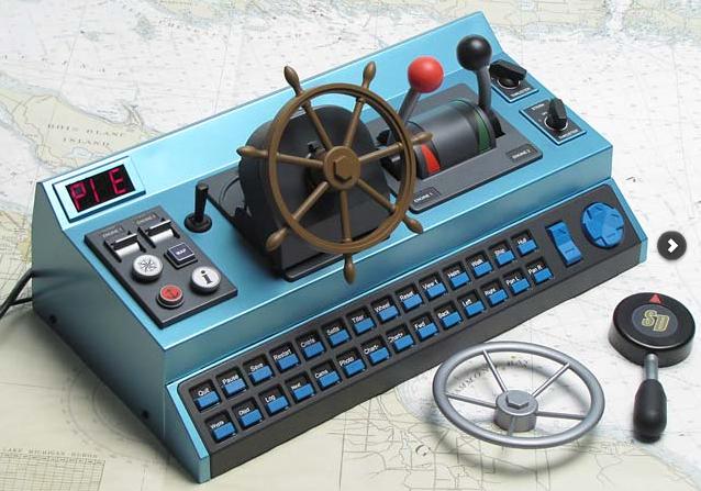 Unico Interaction Shipdriver Simulator For Microsoft Ship