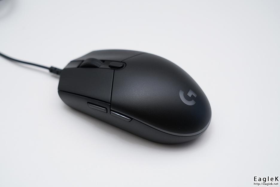 Gaming Mouse Logitech GPRO Open box - EagleK Review