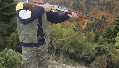 Με παραποιημένο όπλο,κυκλοφορούσε Ιταλός κυνηγός στην Παραμυθιά