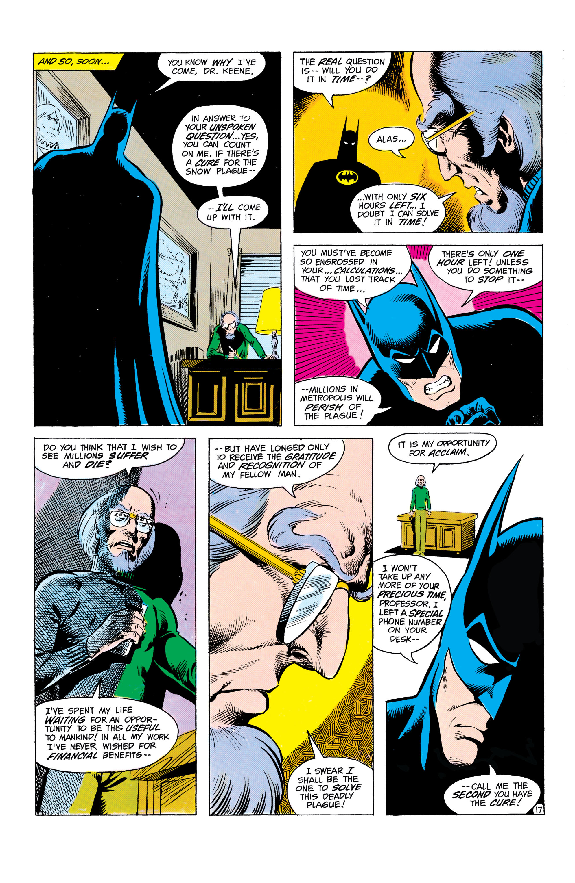 Read online World's Finest Comics comic -  Issue #303 - 18