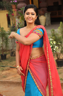 Poonam Bajwa Saree Stills in Aranmanai 2 Movie ~ Celebs Next