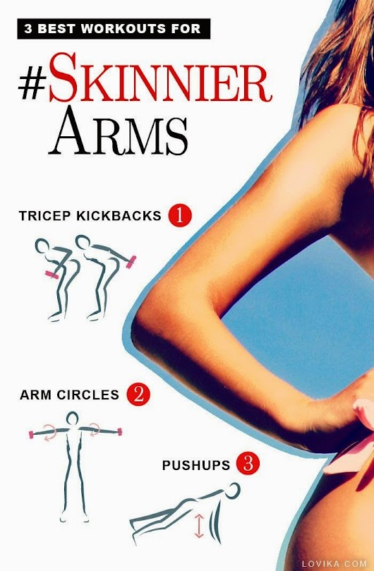 Skinner Arms Workout