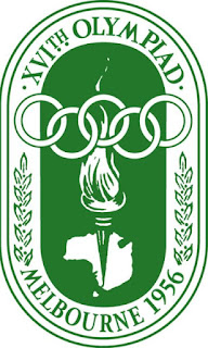 Melbourne 1956 Olympic Logo