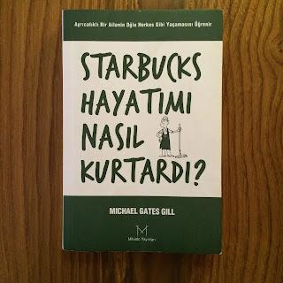 Starbucks Hayatimi Nasil Kurtardi