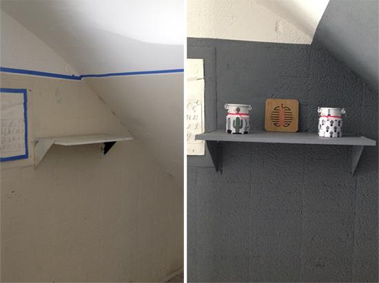 parede cinza, pintar parede