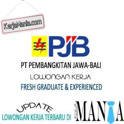 Lowongan Kerja PT Pembangkitan Jawa-Bali (PJB)