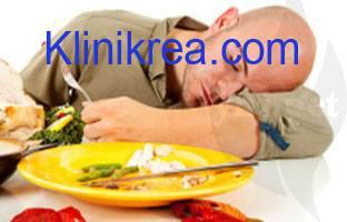 Bahaya Akibat Tidur Sehabis Makan