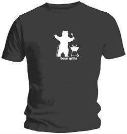 Bear Grills Funny T-Shirt