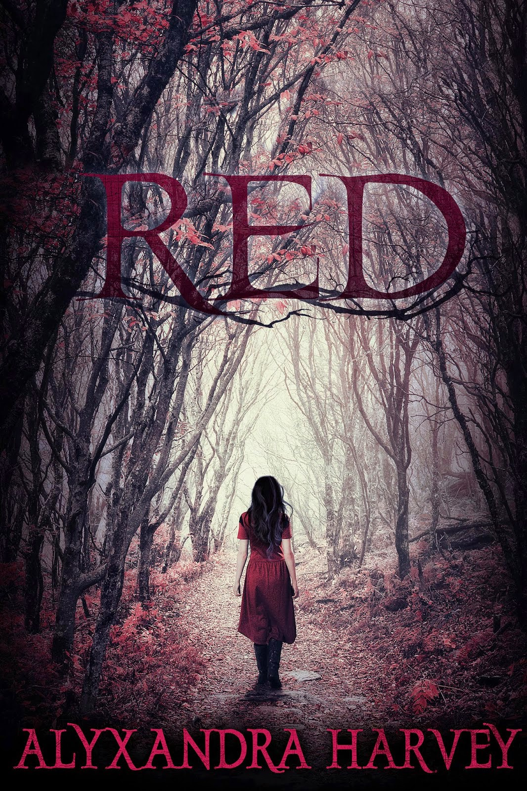 Red by Alyxandra Harvey