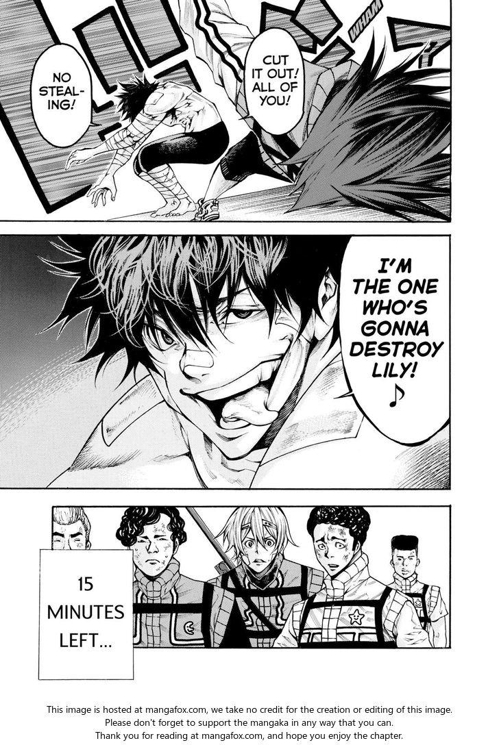 Kami-sama no Iutoori Part 2 - Chapter 142