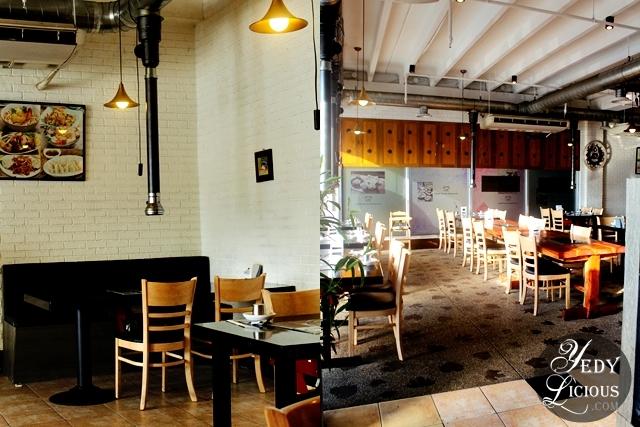 First Floor Dining Hall at Lee Hak Korean Buffet Restaurant