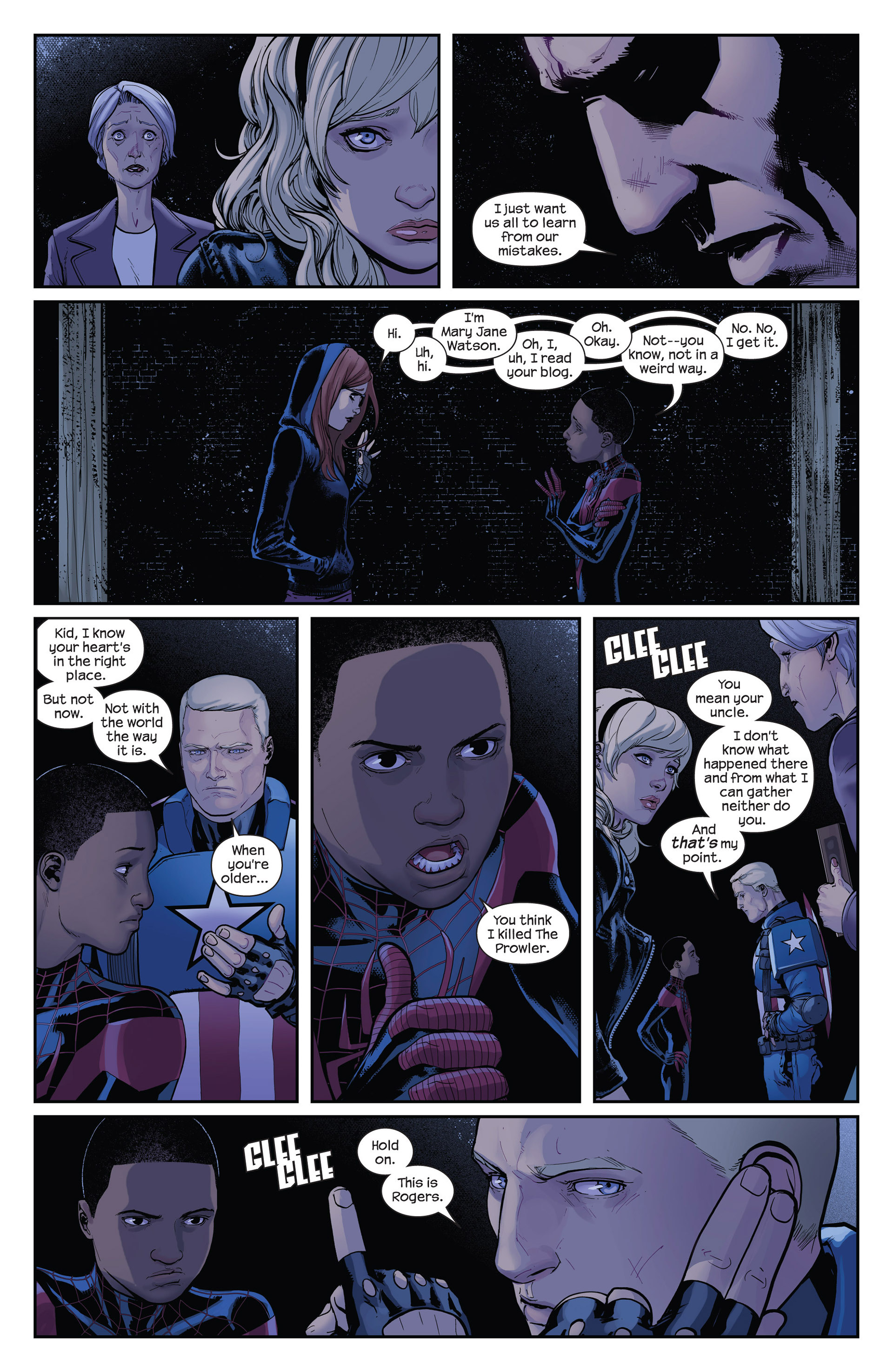 Read online Ultimate Comics Spider-Man (2011) comic -  Issue #14 - 7