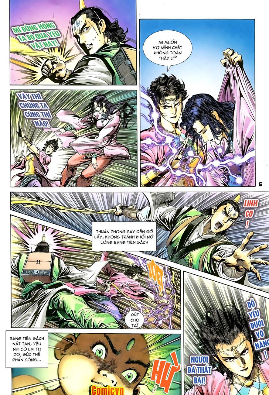 Đại Đường Uy Long chapter 79 trang 13